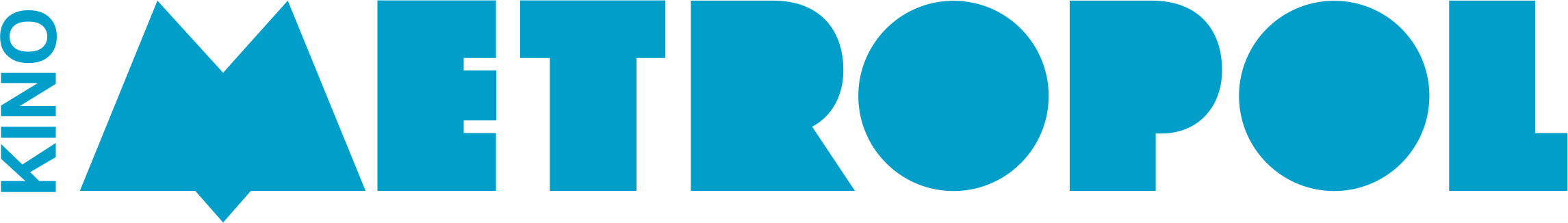 Logo kina Metropol