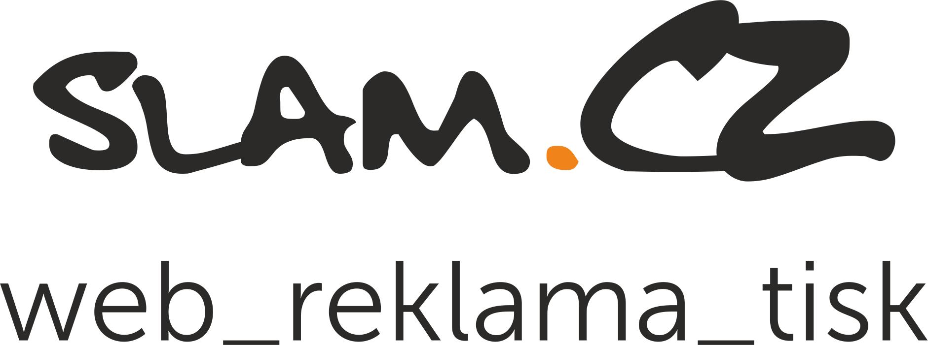 logo Slam.cz - web, reklam, tisk