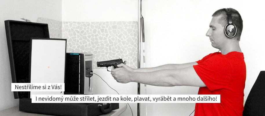 Nestřílíme si z Vás!