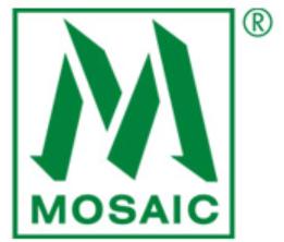 MOSAIC, s.r.o. Logo